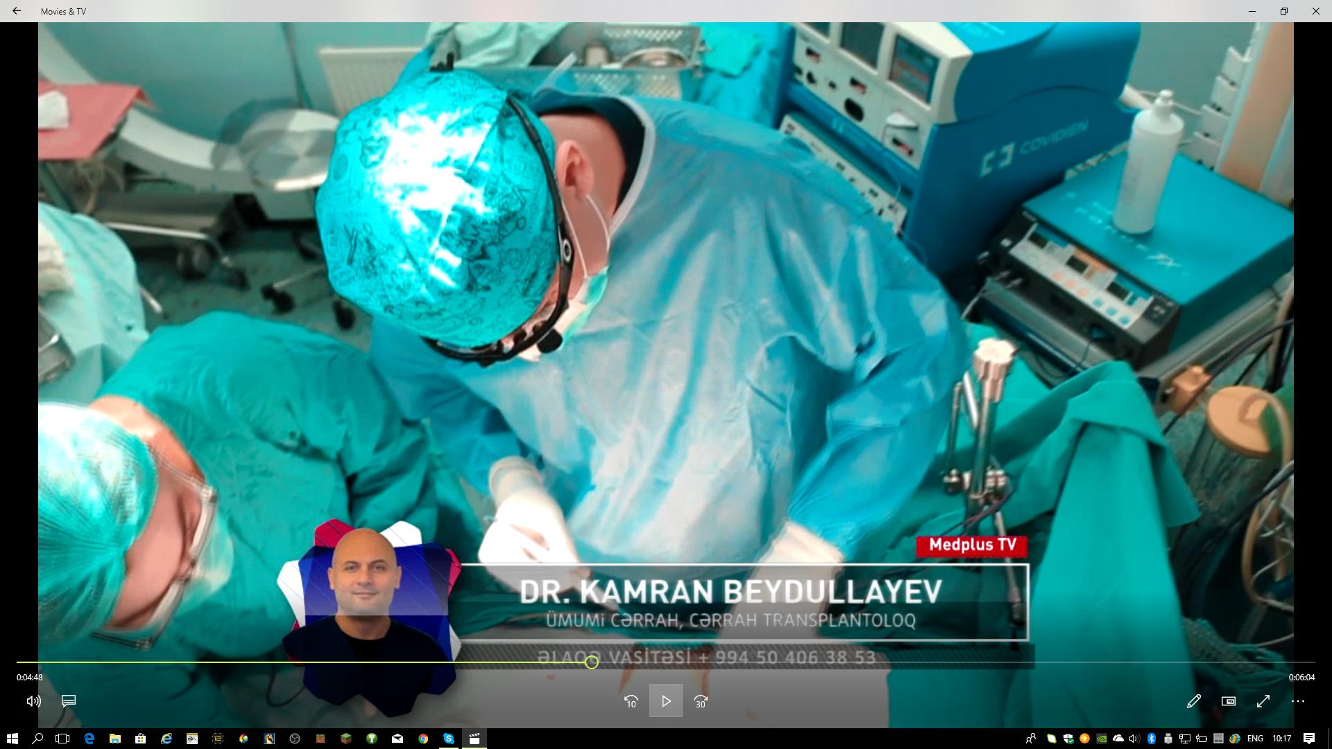Dr. Kamran Beydullayev